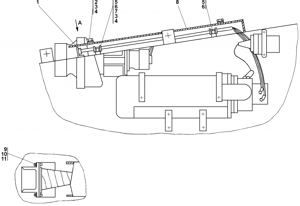 1106-10-16-01СБ Электрооборудование подогревателя ПЖД30Г | Каталог ЧЕТРА Т-11.01Я1, Т-11.01Я1М