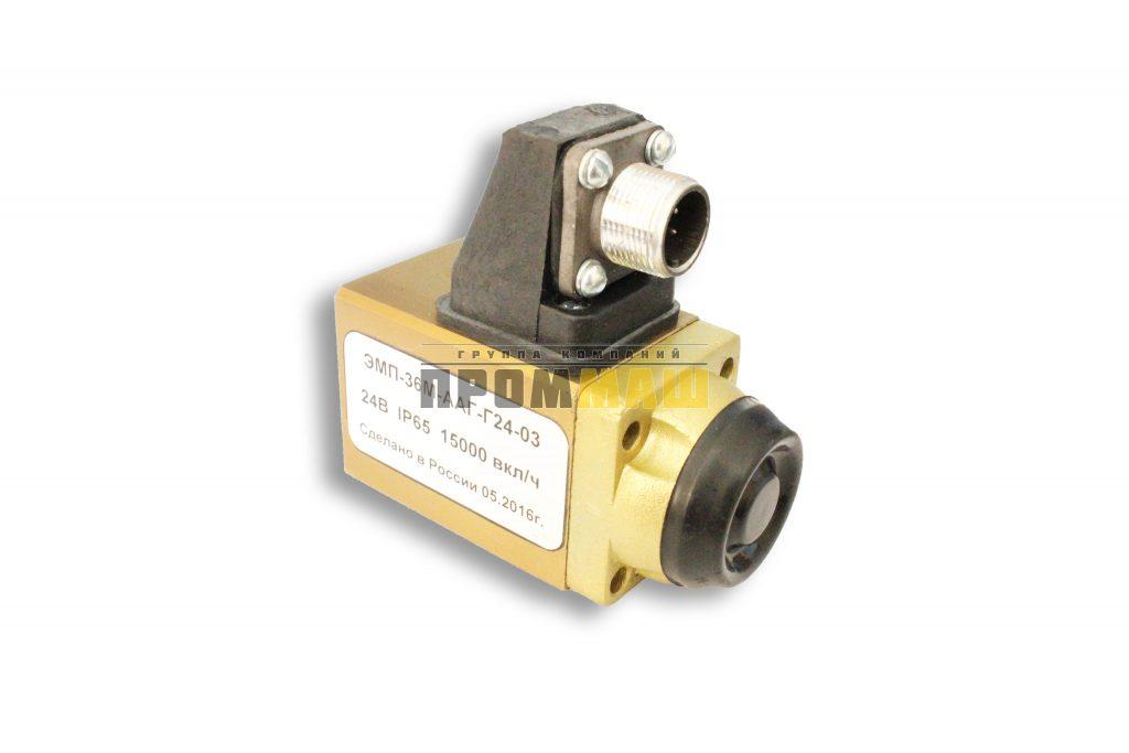 ЭМП-36М-ААГ-Г24-03 Электромагнит