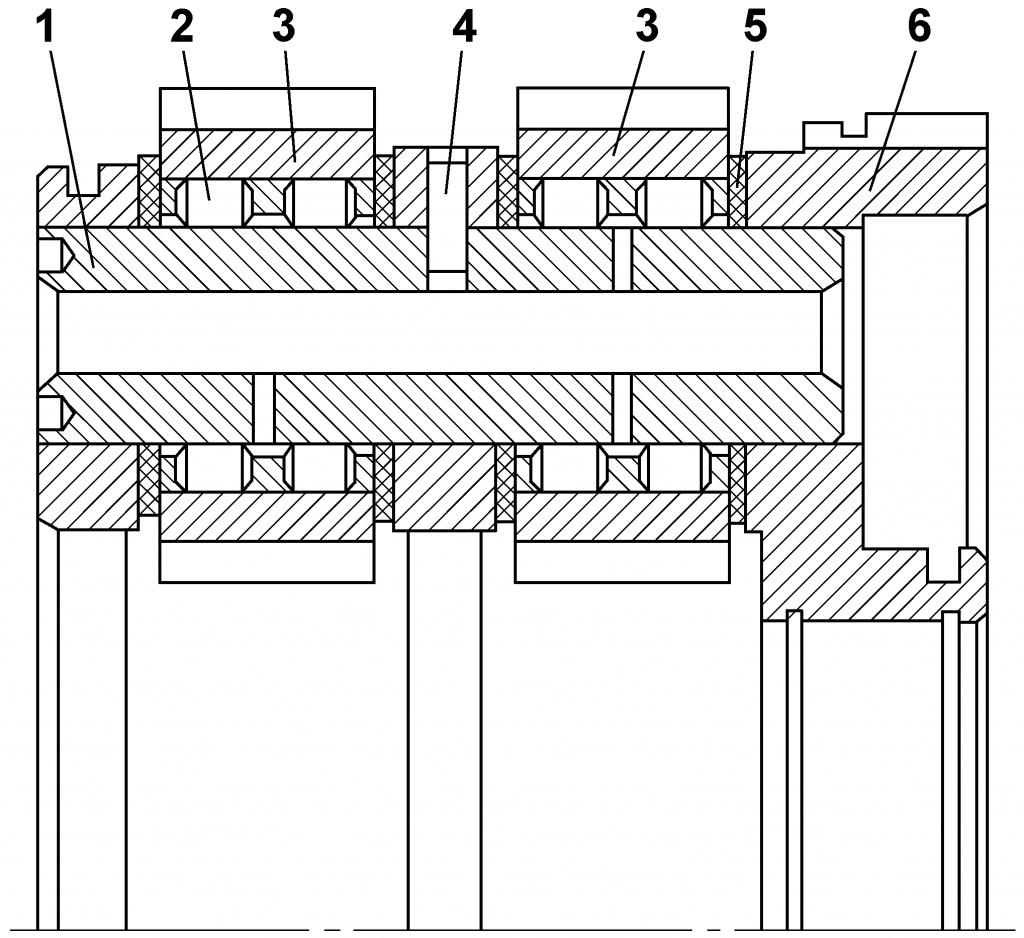 1101-12-105СП Водило | Каталог ЧЕТРА Т-11.01Я1, Т-11.01Я1М