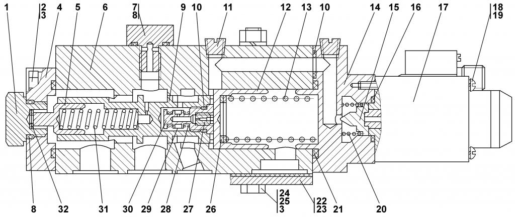 1101-15-27СП Клапан-модулятор | Каталог ЧЕТРА Т-11.01Я1, Т-11.01Я1М