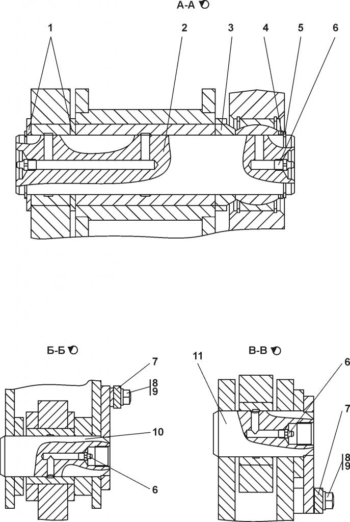 011101-97-2-02СП Оборудование рыхлительное | Каталог ЧЕТРА Т-11.01Я1, Т-11.01Я1М