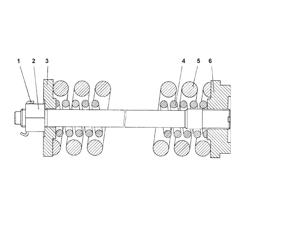 1501-21-37СБ Механизм сдавания | Каталог ЧЕТРА Т-15.01Я, Т-15.01ЯМ