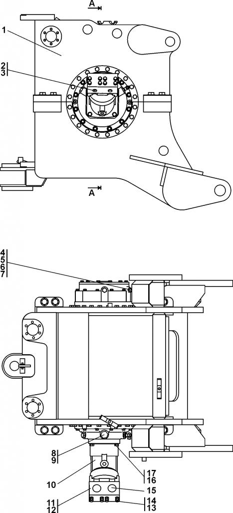 1501-96-10-02СБ Лебедка - Каталог ЧЕТРА Т-15.01Я, Т-15.01ЯМ