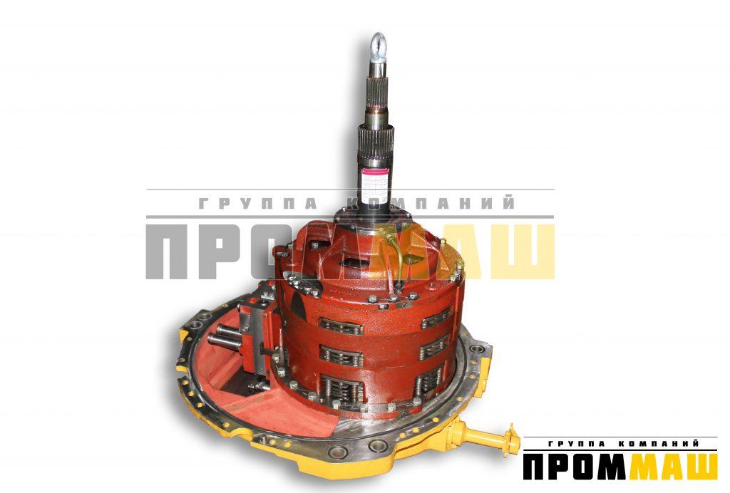 2501-12-19СП Коробка передач с системой гидроуправления