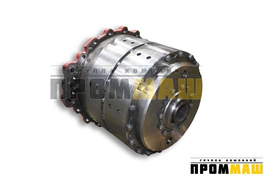 2501-18-15СП Фрикцион бортовой и тормоз остановочный