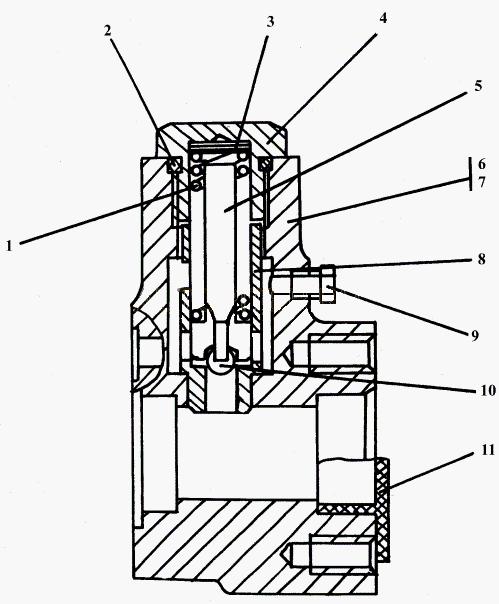 2501-15-142СП Клапан