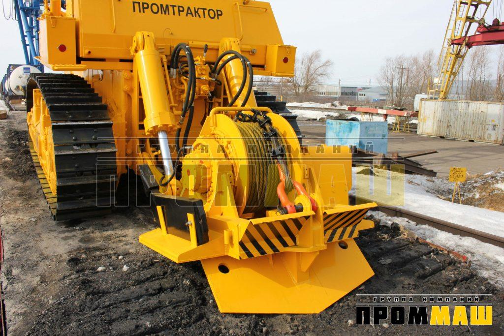 3501-96-1-01СП Агрегат тяговый