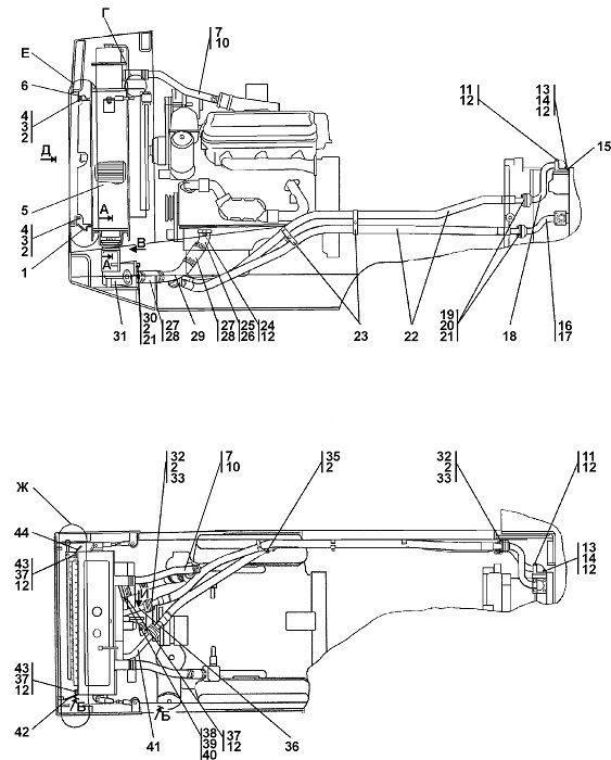 0902-60-1СП Система охлаждения